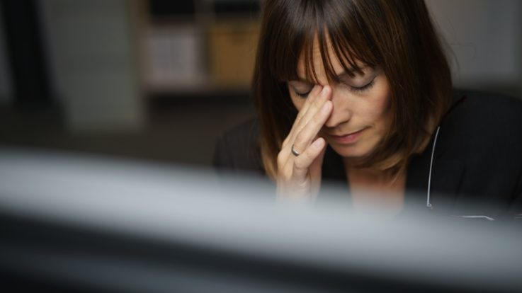 How a Stressful Job May Lead to Loss of Vision