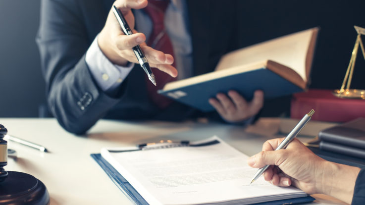 Common Terminology You'll Hear in a Personal Injury Case